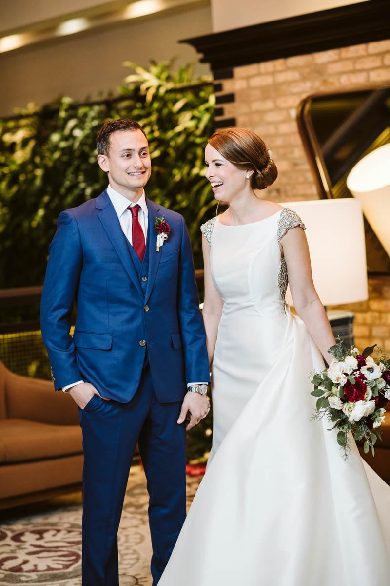 Thompson Hotel Wedding