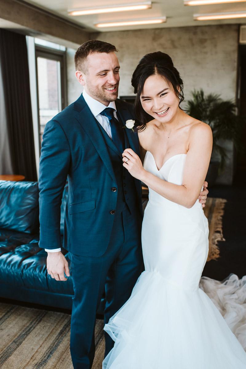 Robey Hotel Wedding