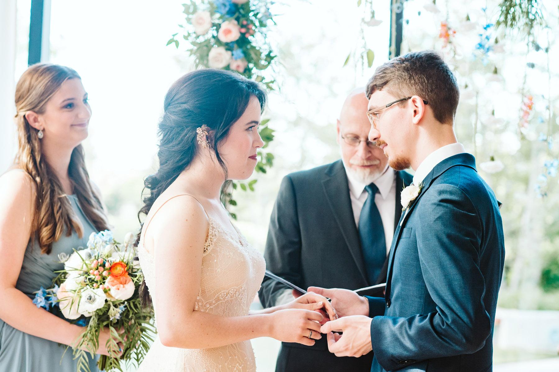 Greenhouse Loft Wedding