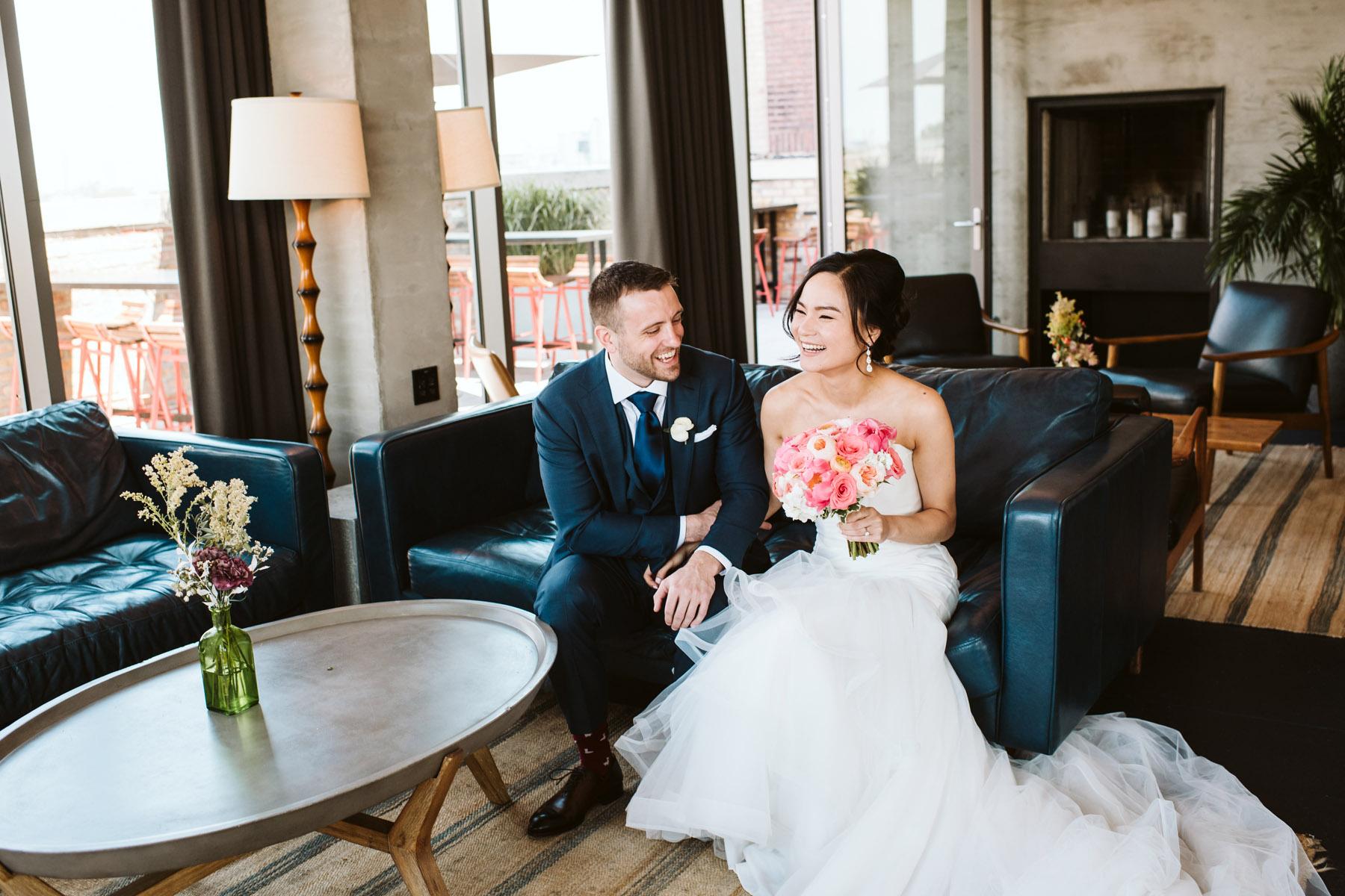 The Robey Hotel Wedding