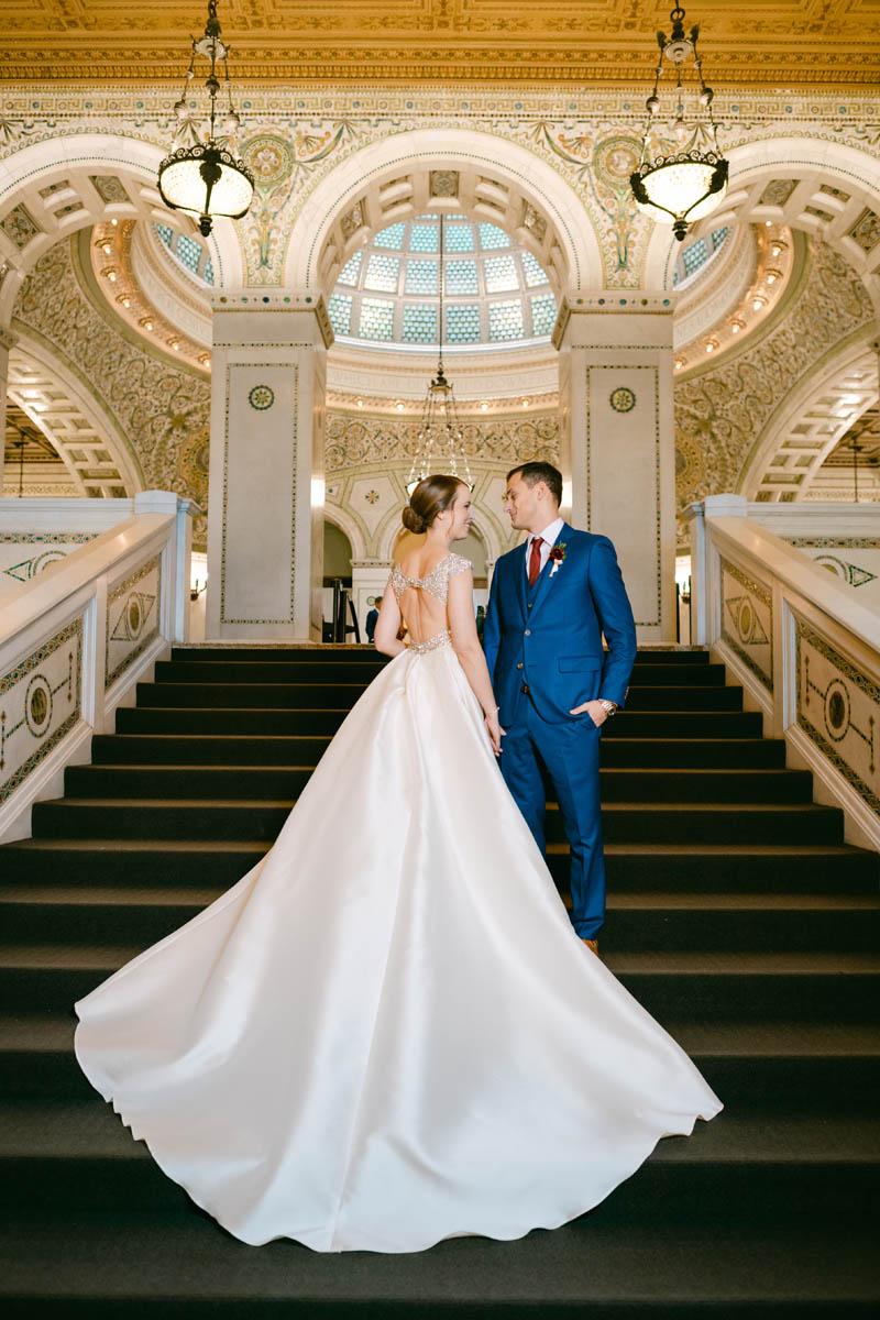 Cultural Center Wedding