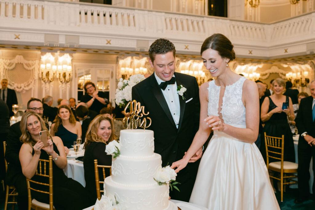 Blackstone Hotel Wedding