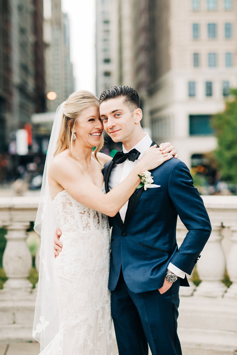 Millennium Park Wedding