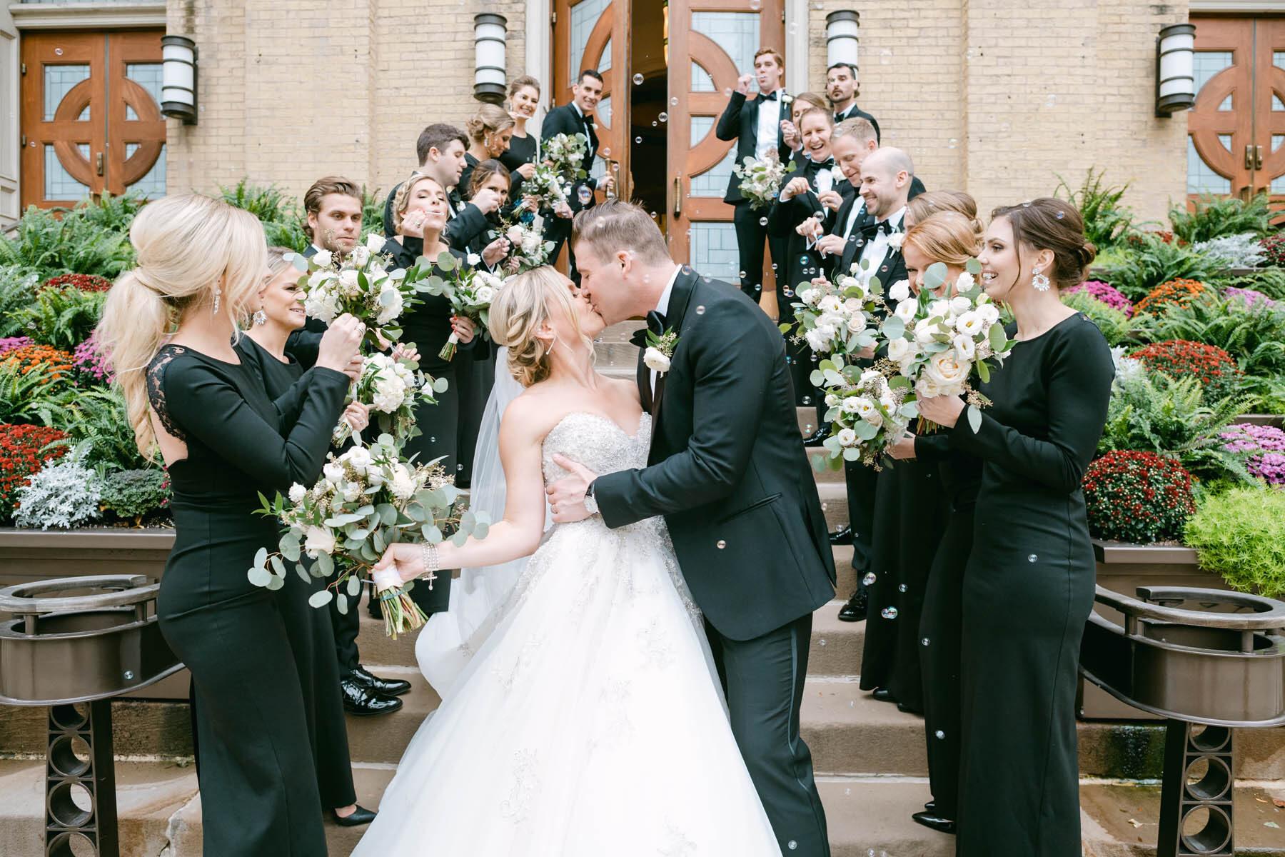Old St. Pat's Wedding