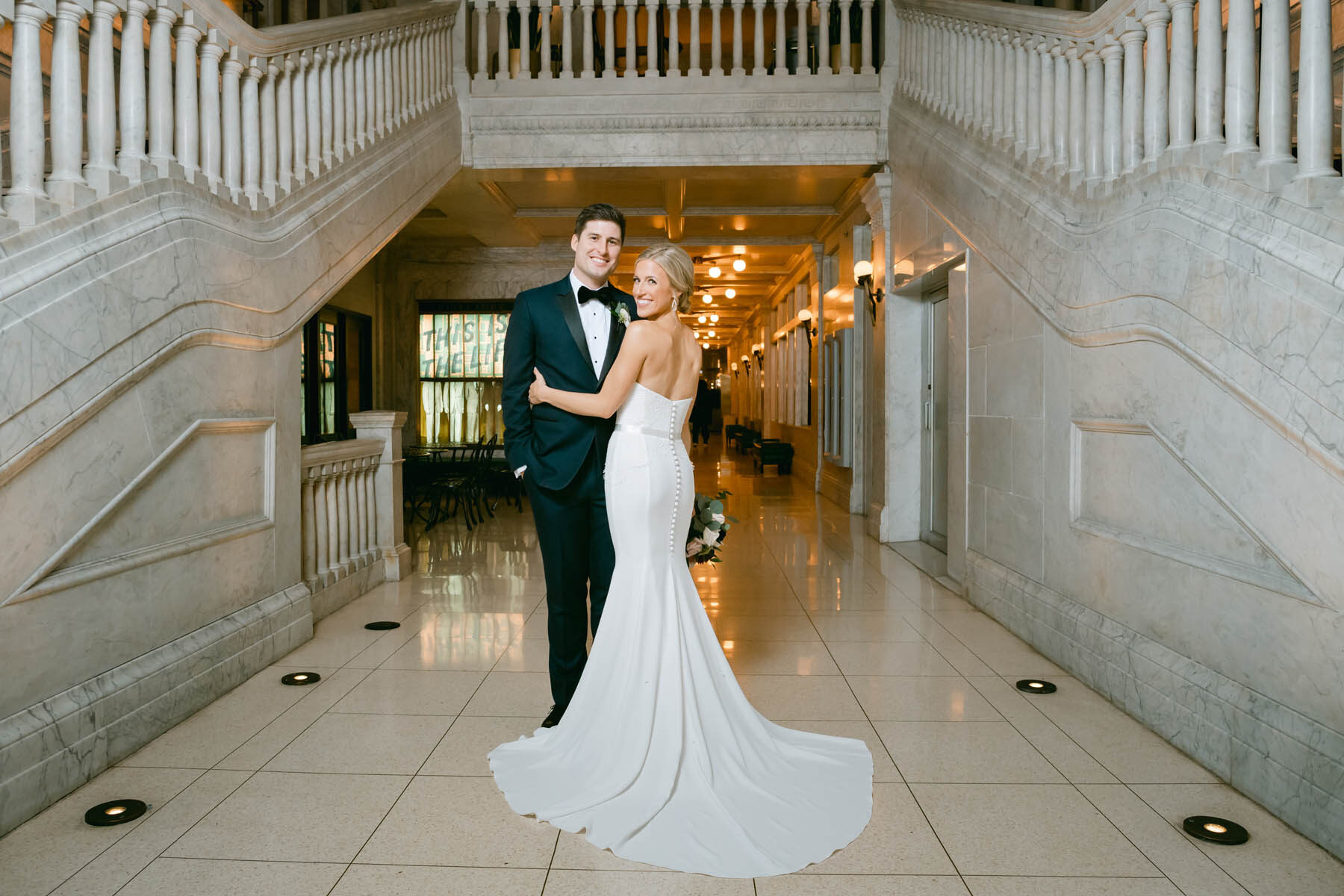 Kimpton Gray Hotel Wedding