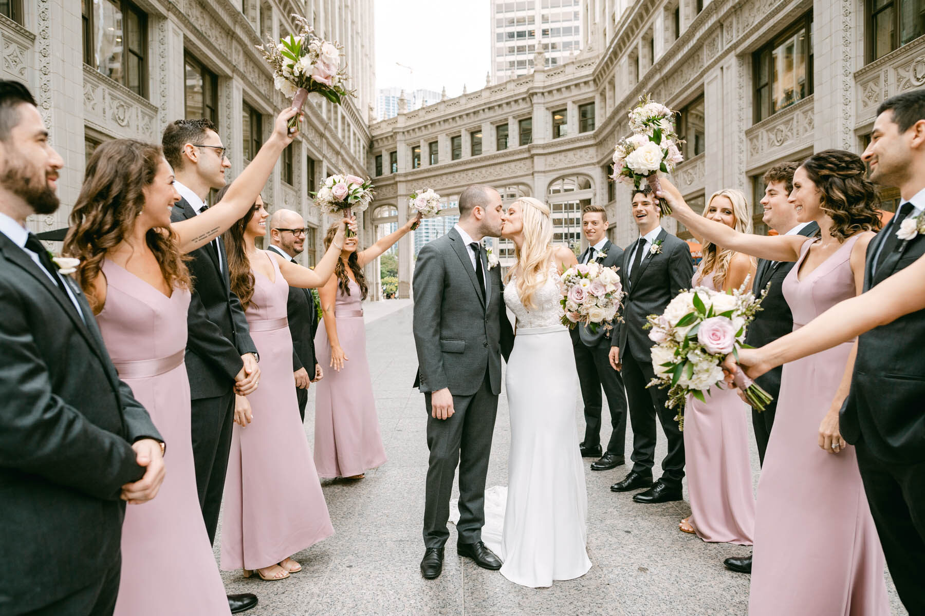 Wrigley Building Wedding