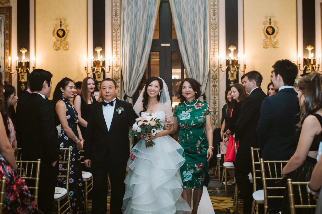 Palmer House Wedding
