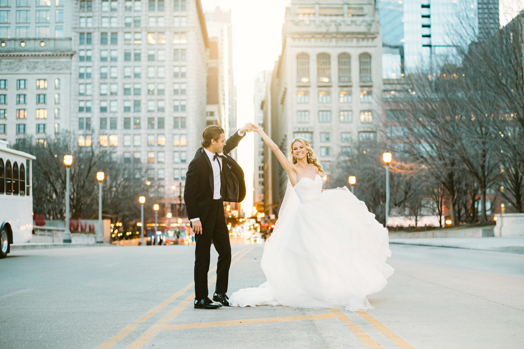 Art Institute Wedding