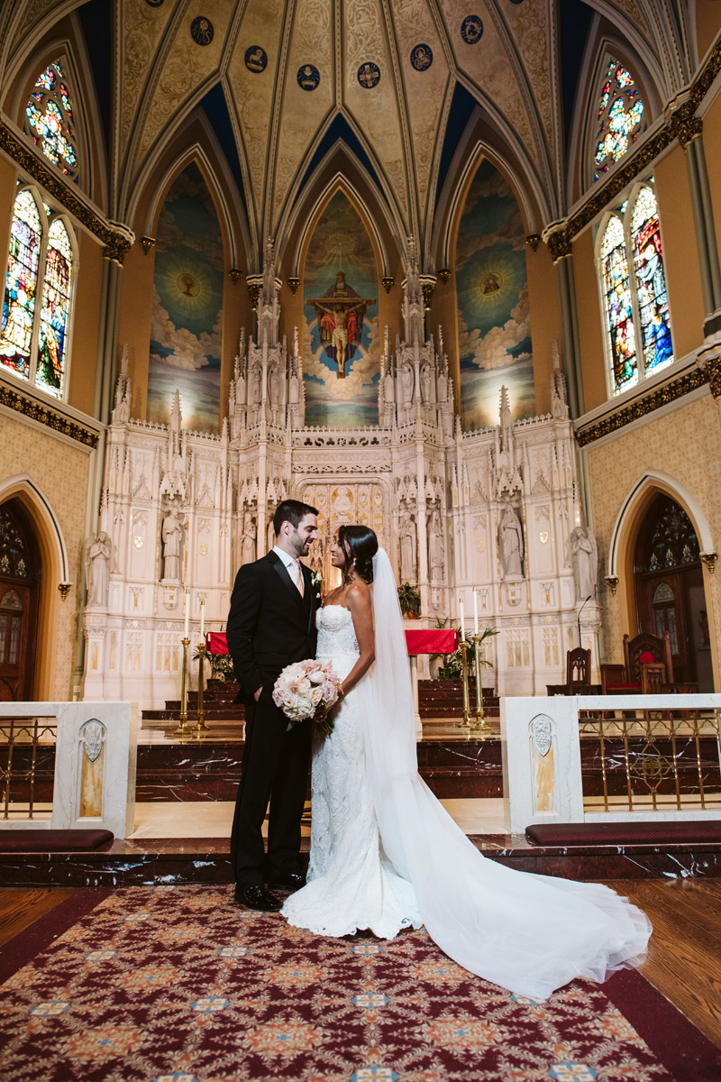 St. Alphonsus Wedding