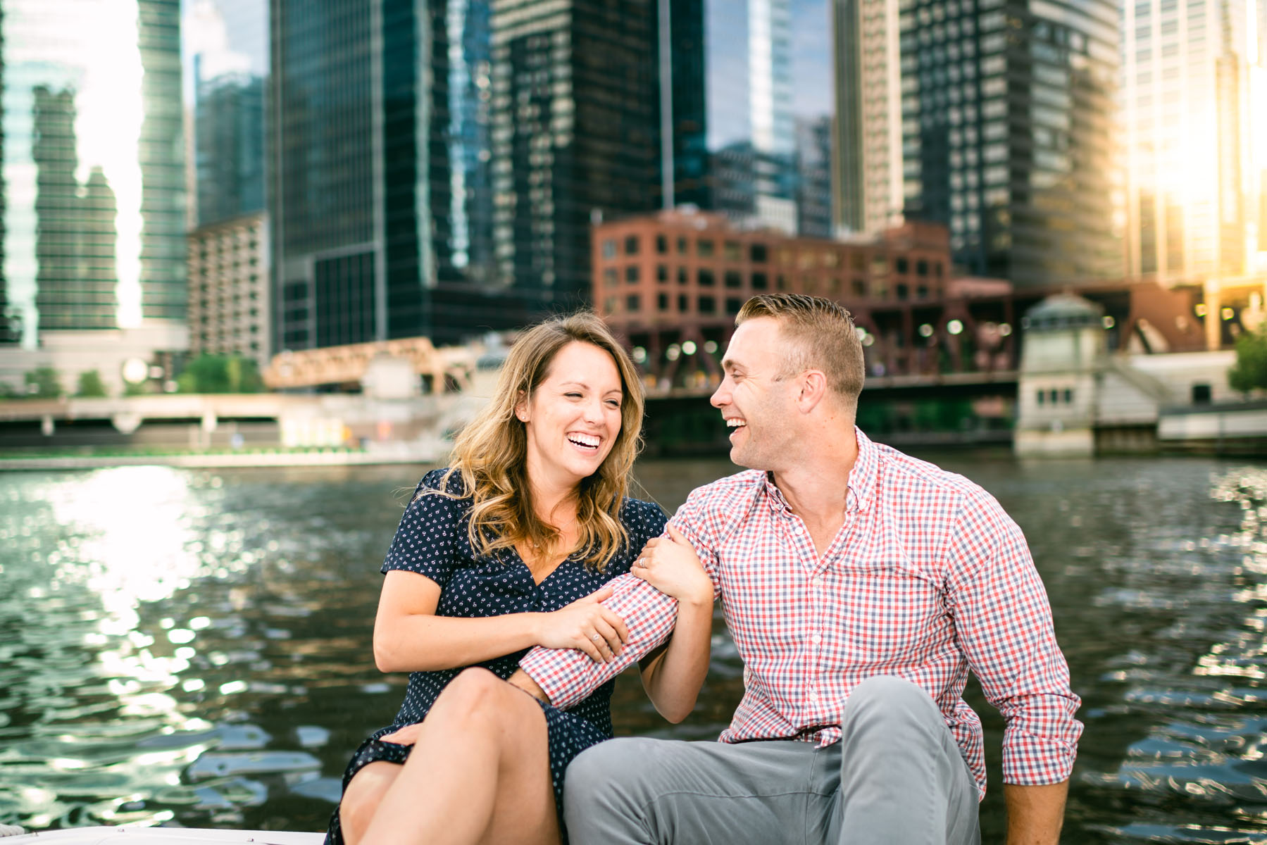 Chicago Summer Engagement