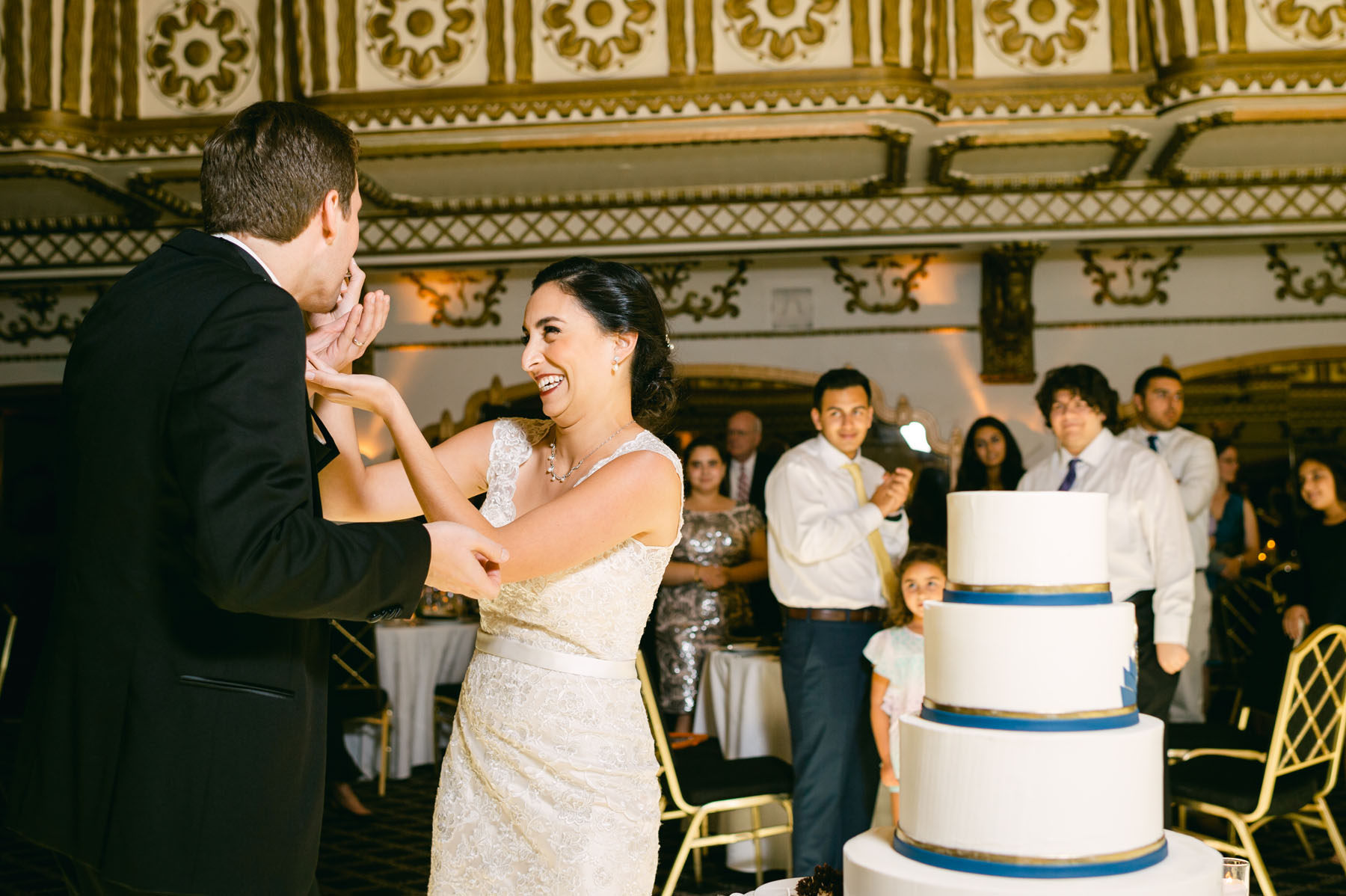 Knickerbocker Hotel Wedding