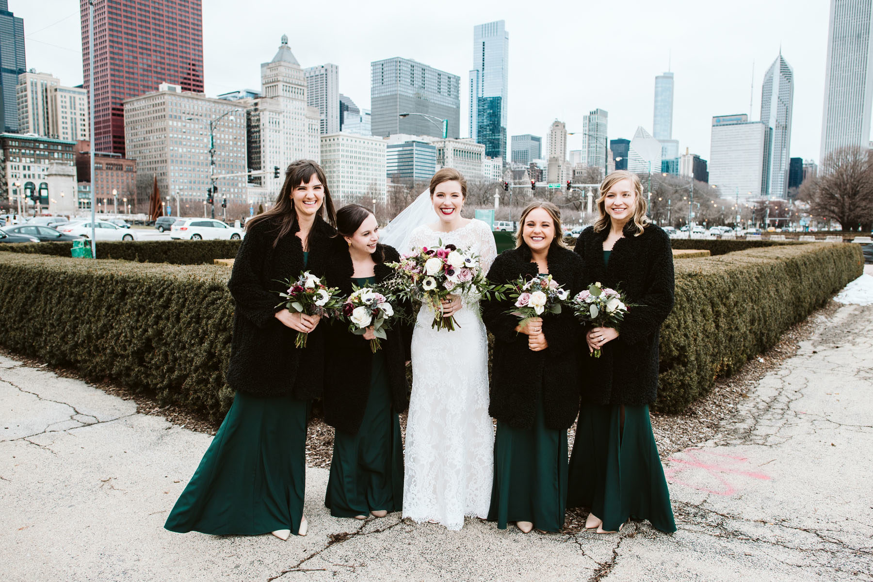 Chicago Grant Park Wedding