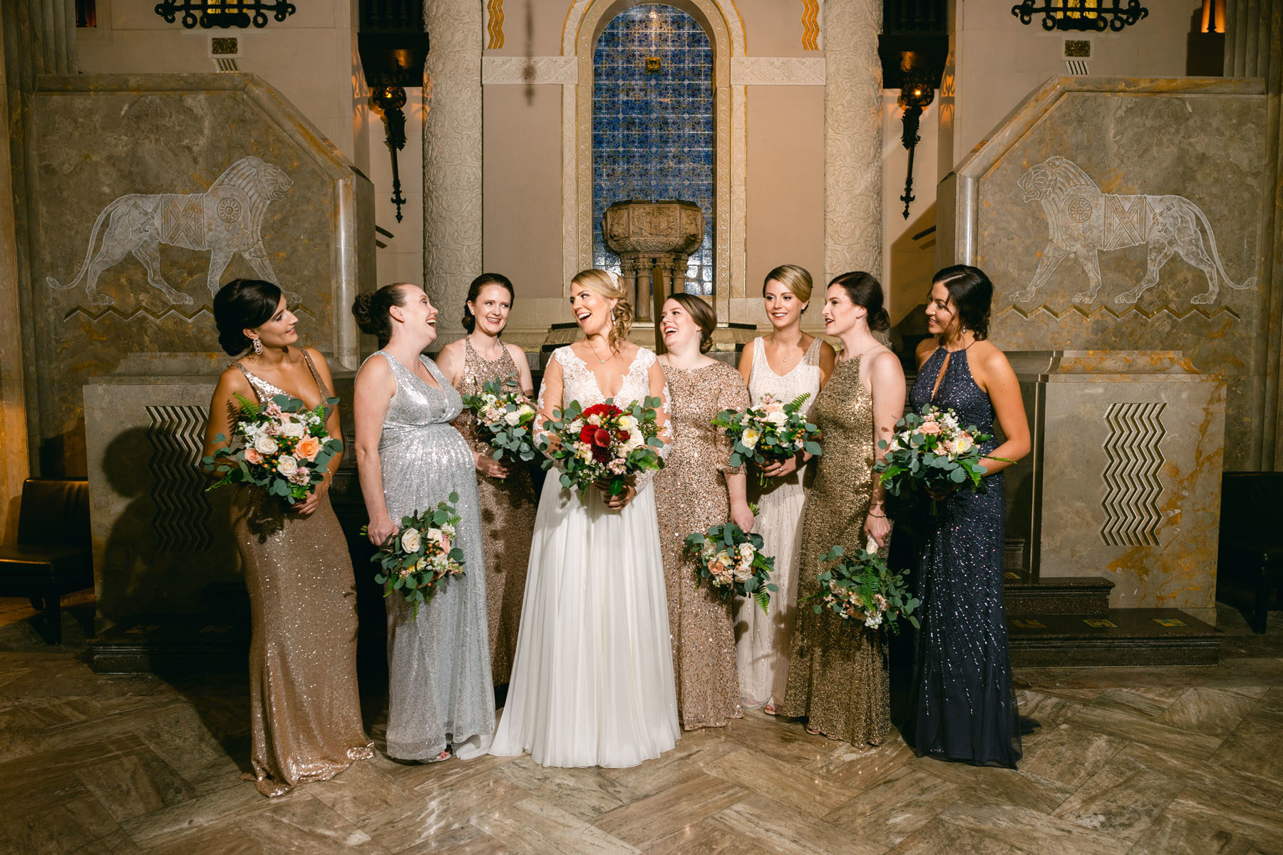 Intercontinental Hotel Chicago Wedding