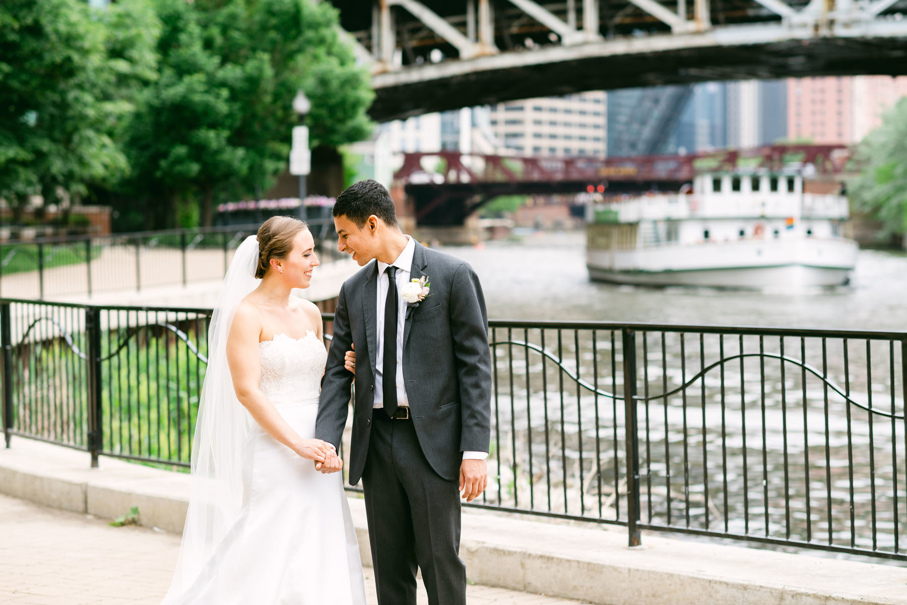 Montgomery Ward Park Wedding