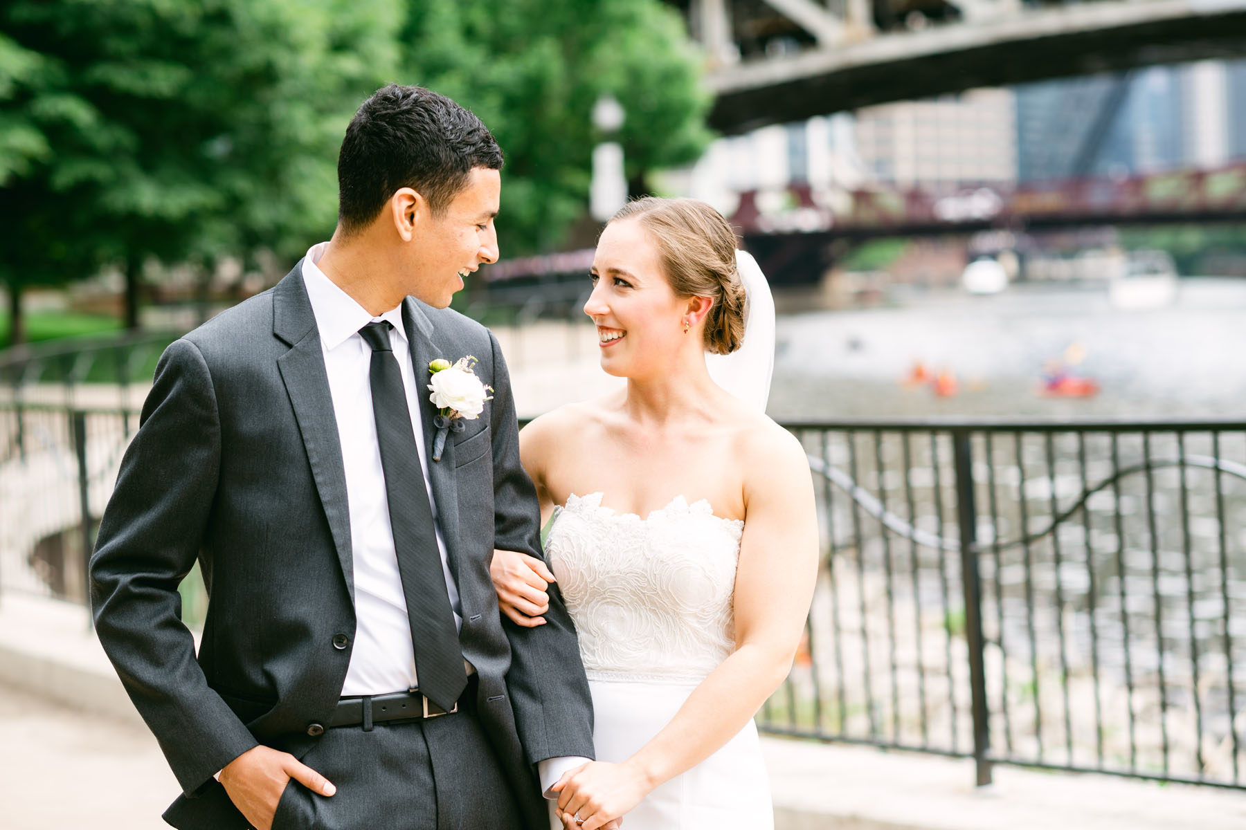 Montgomery Ward Park Wedding
