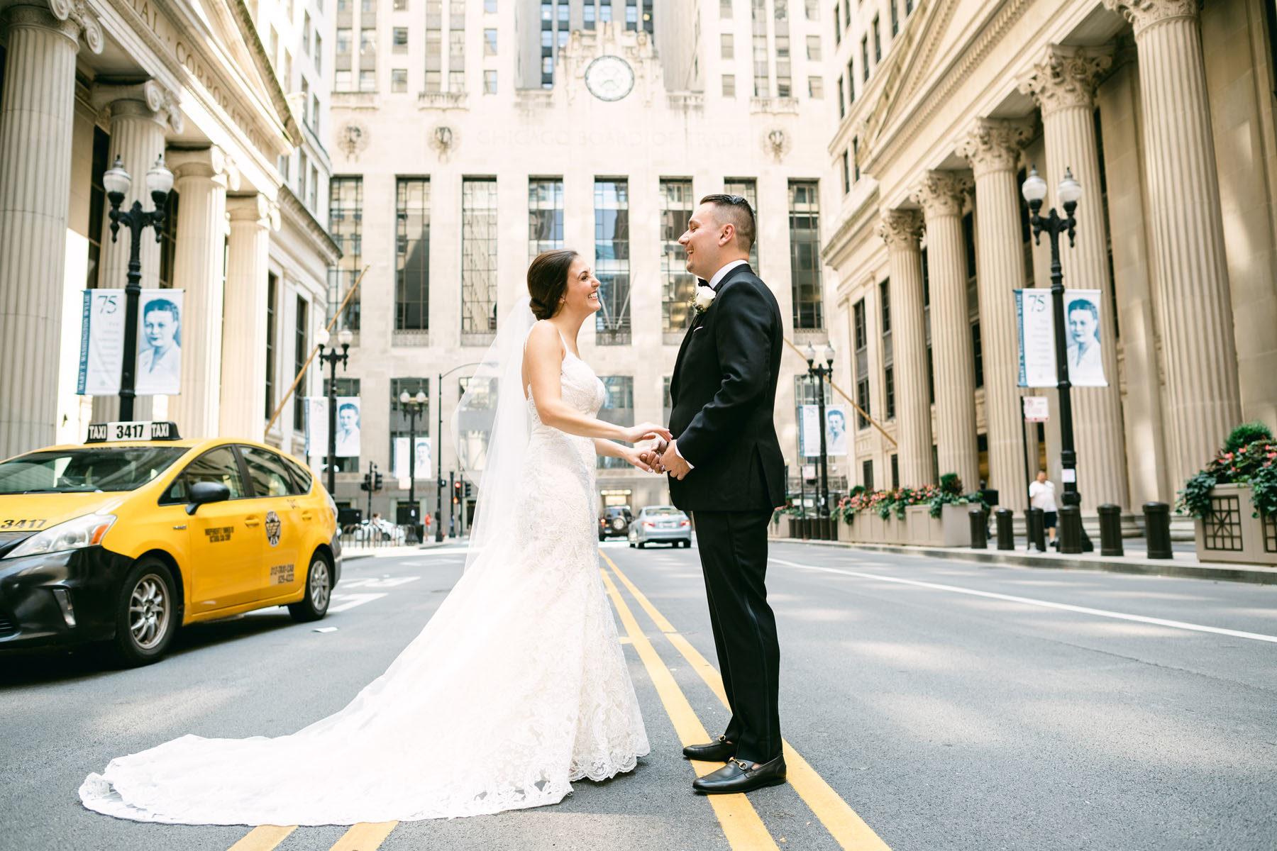 Chicago Wedding Photo