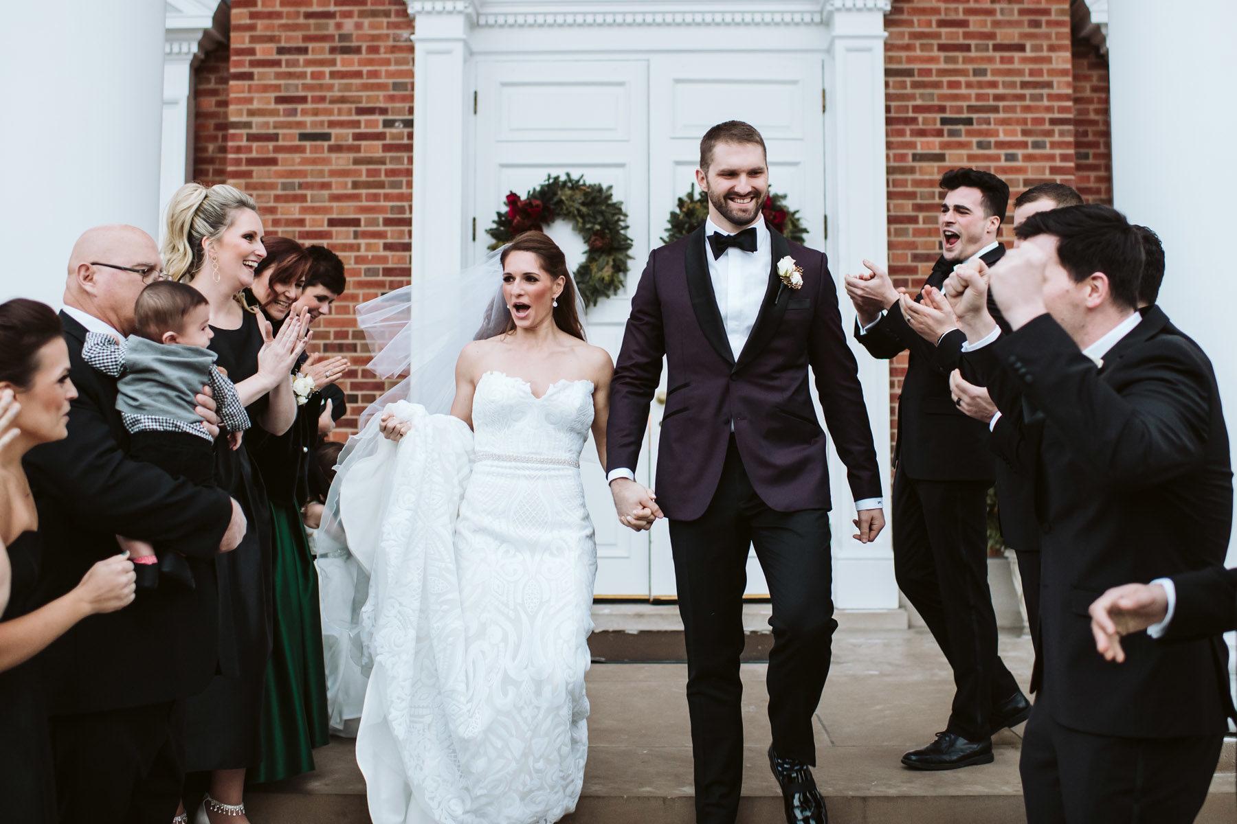 Lady of Perpetual Help Wedding