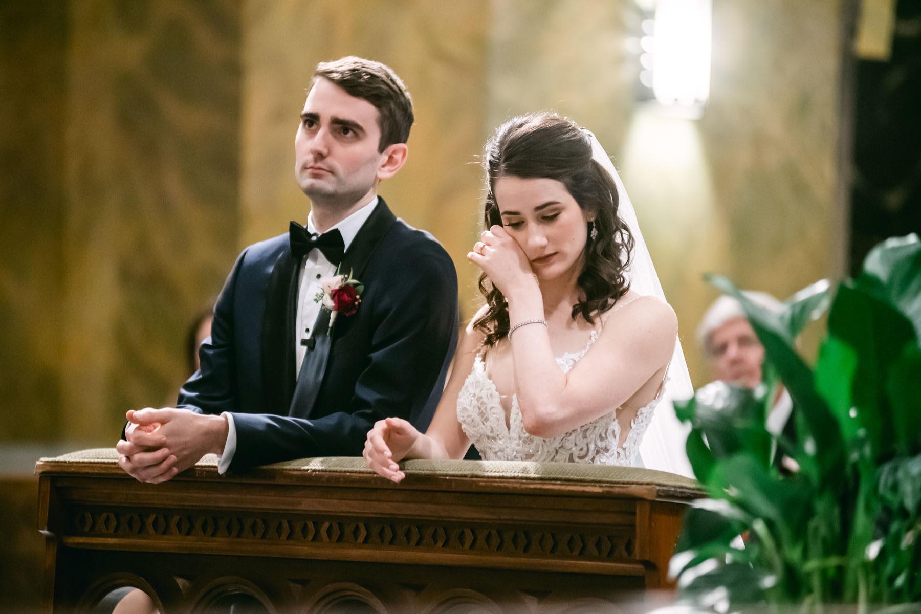 St. Clement Wedding