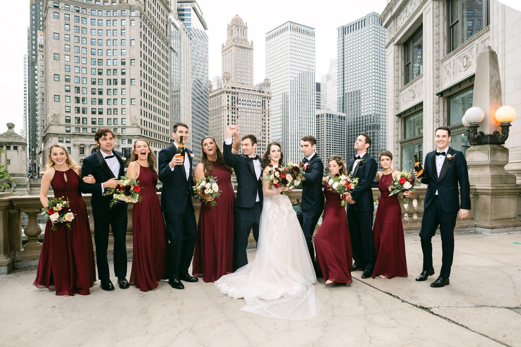 Wrigley Building Wedding