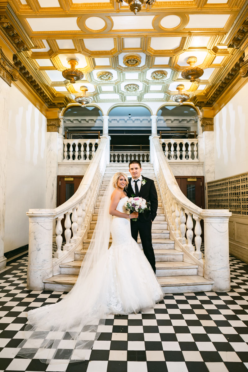 Chicago Athletic Association Hotel Wedding