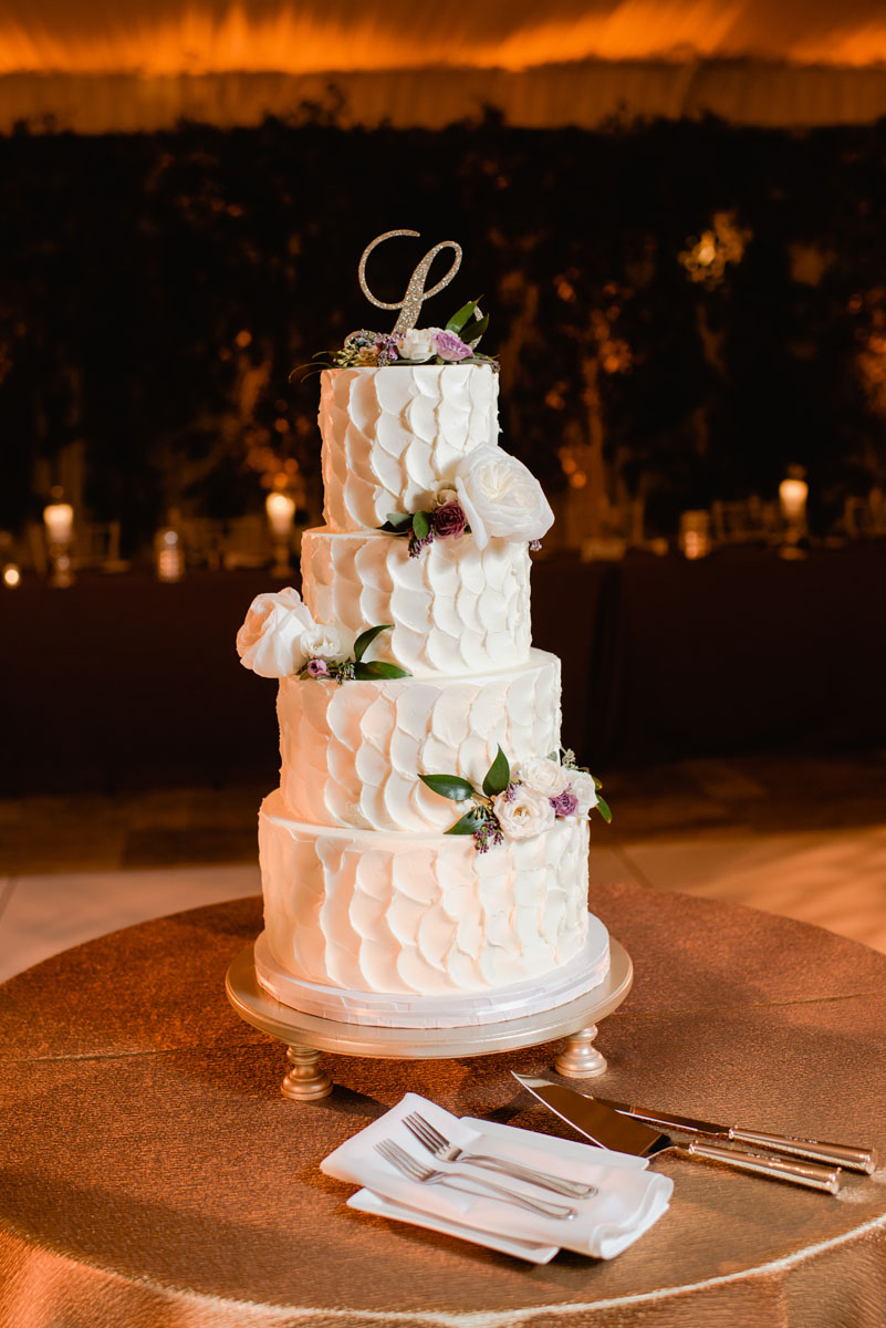 Galleria Marchetti Wedding Cake