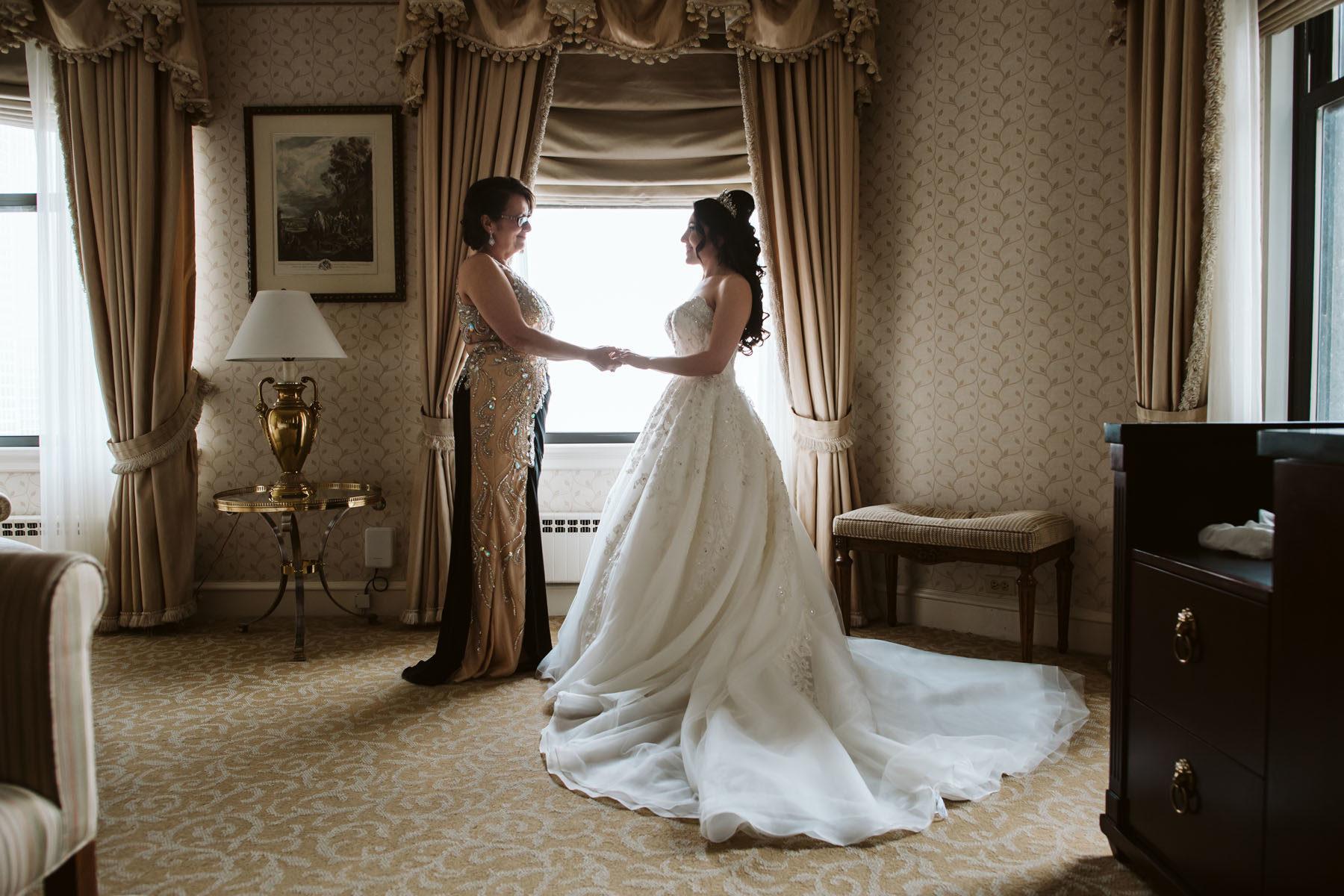 Drake Hotel Wedding