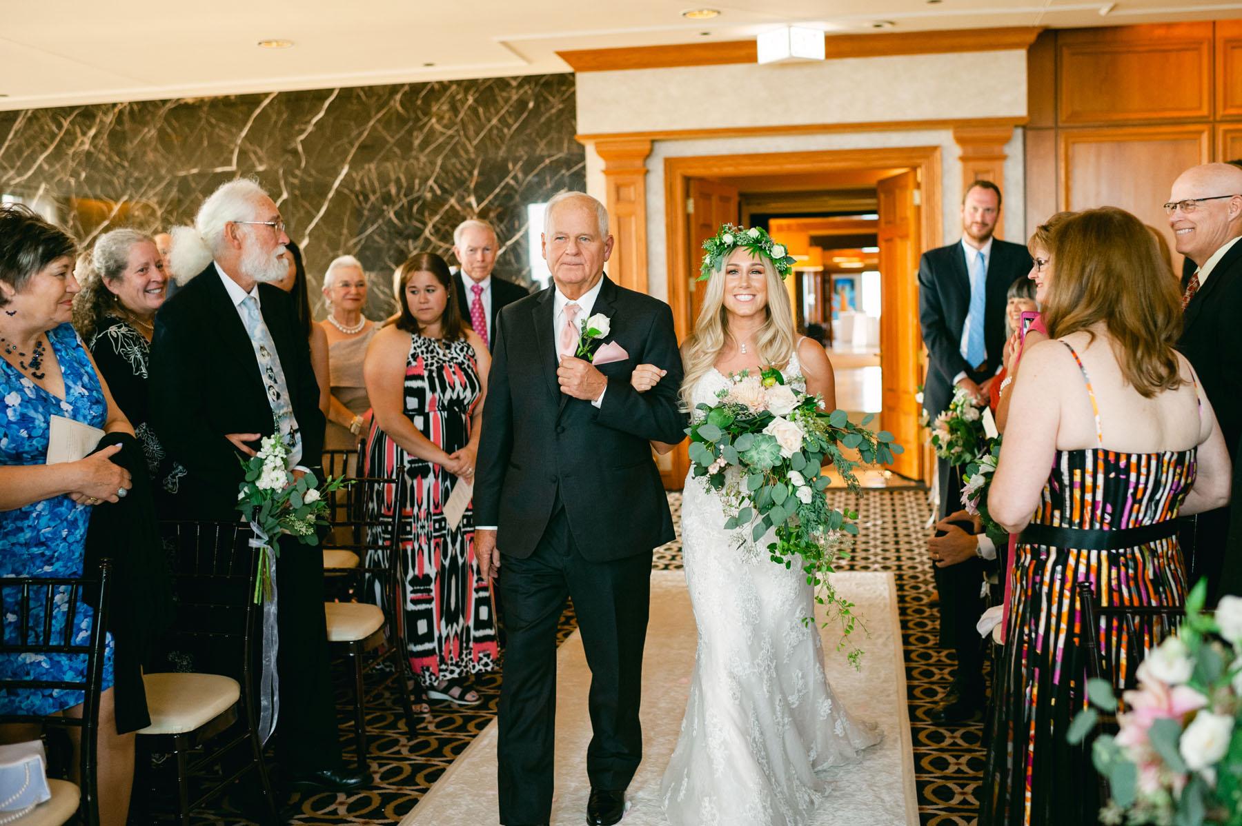 Mid America Club Wedding