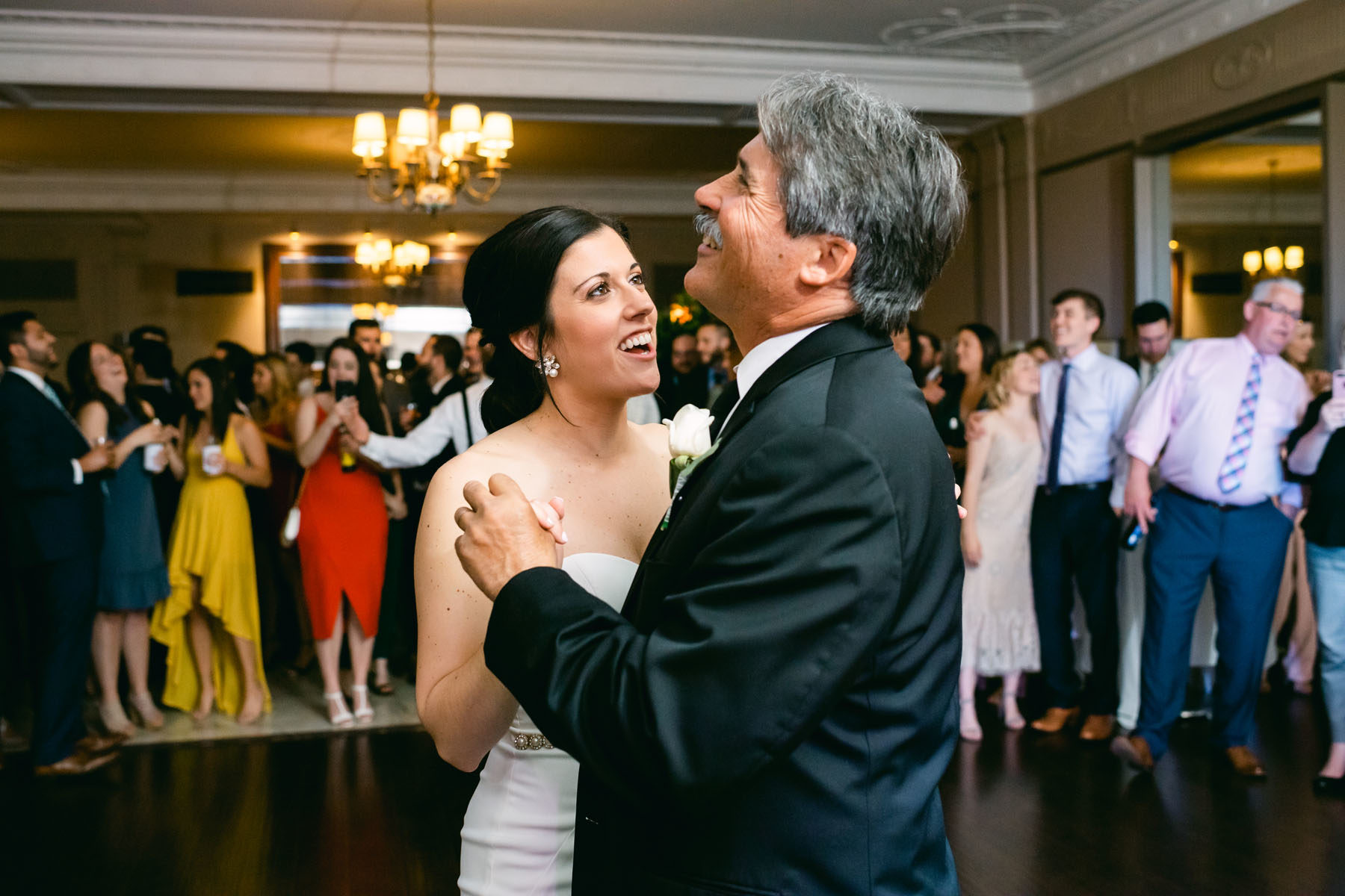 Salvatores Wedding