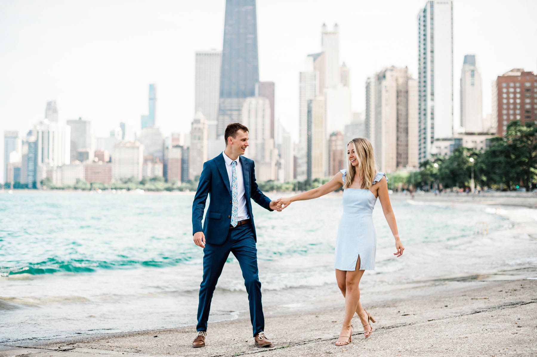 North Avenue Engagement