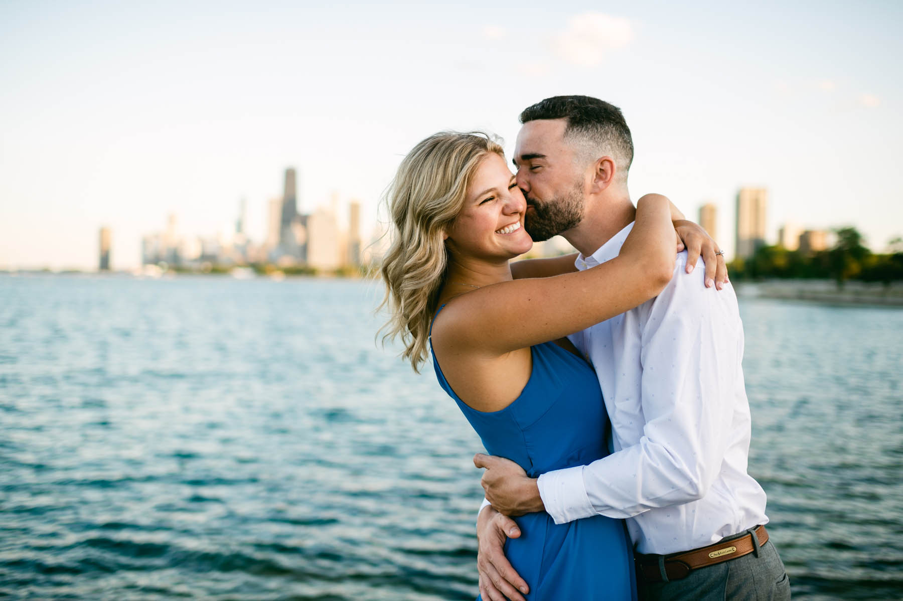 Fullerton Beach Engagement Photos