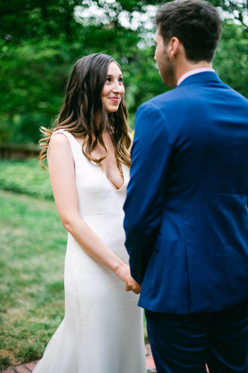 Chicago Elopement Ceremony
