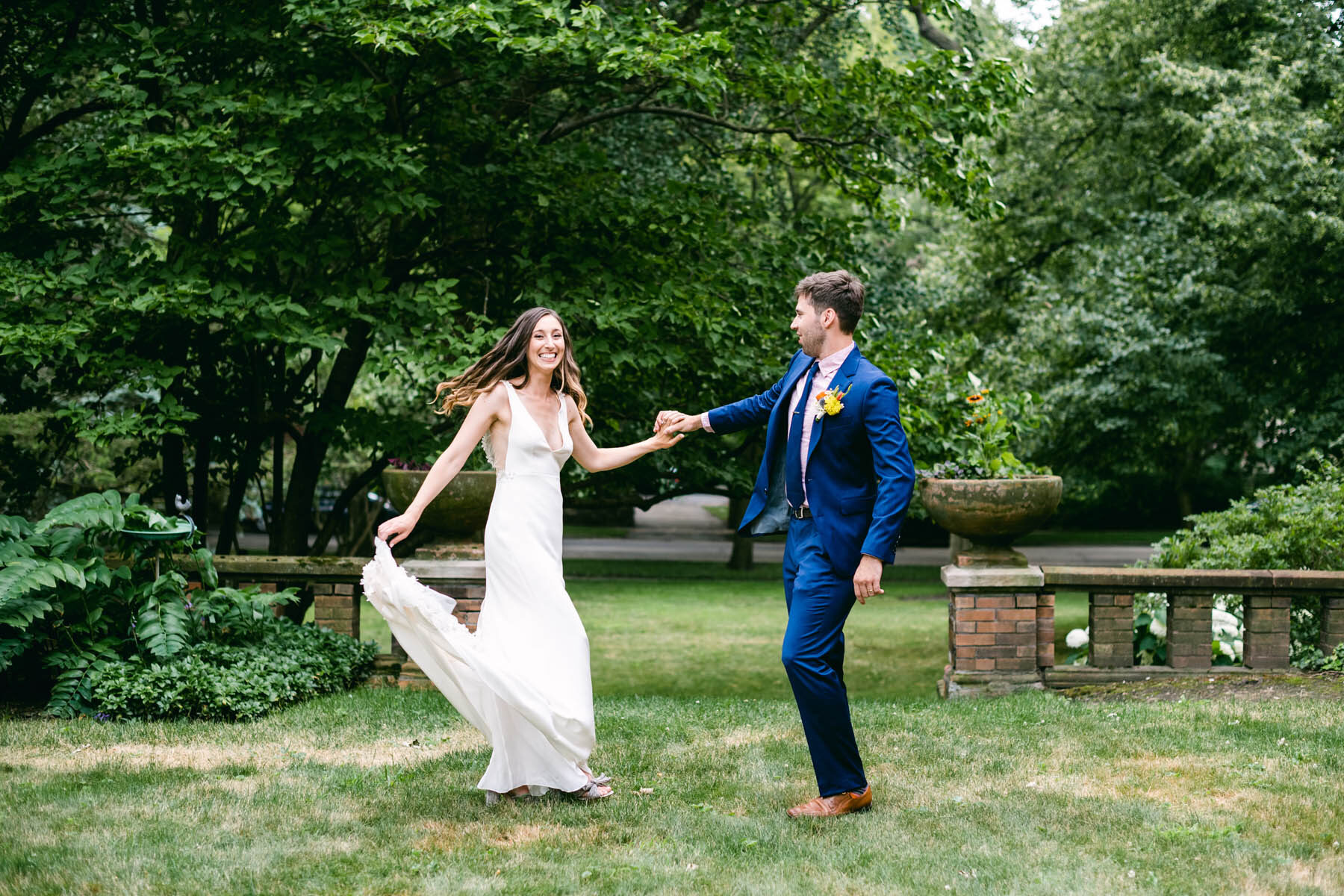 Chicago Elopement Wedding