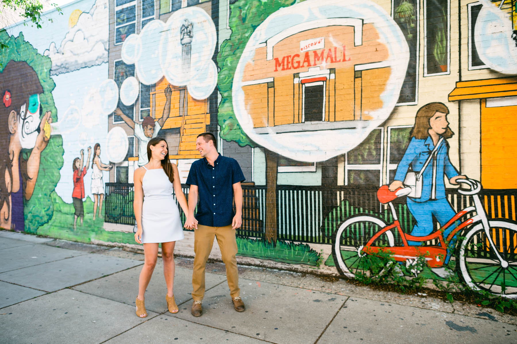 Logan Square Engagement