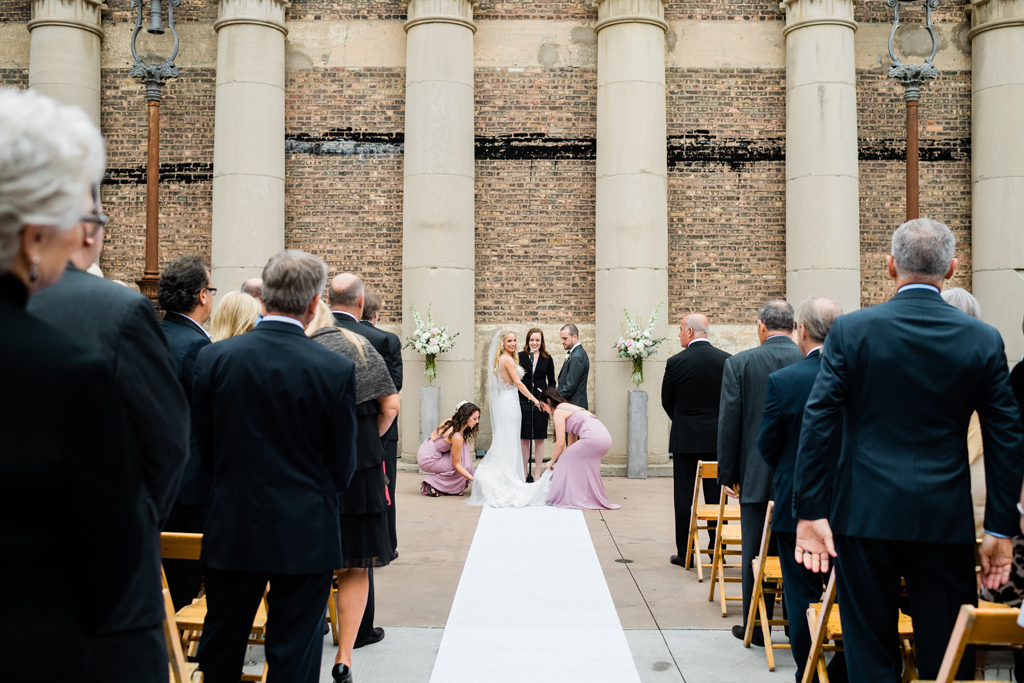 Artifact Events Wedding Ceremony