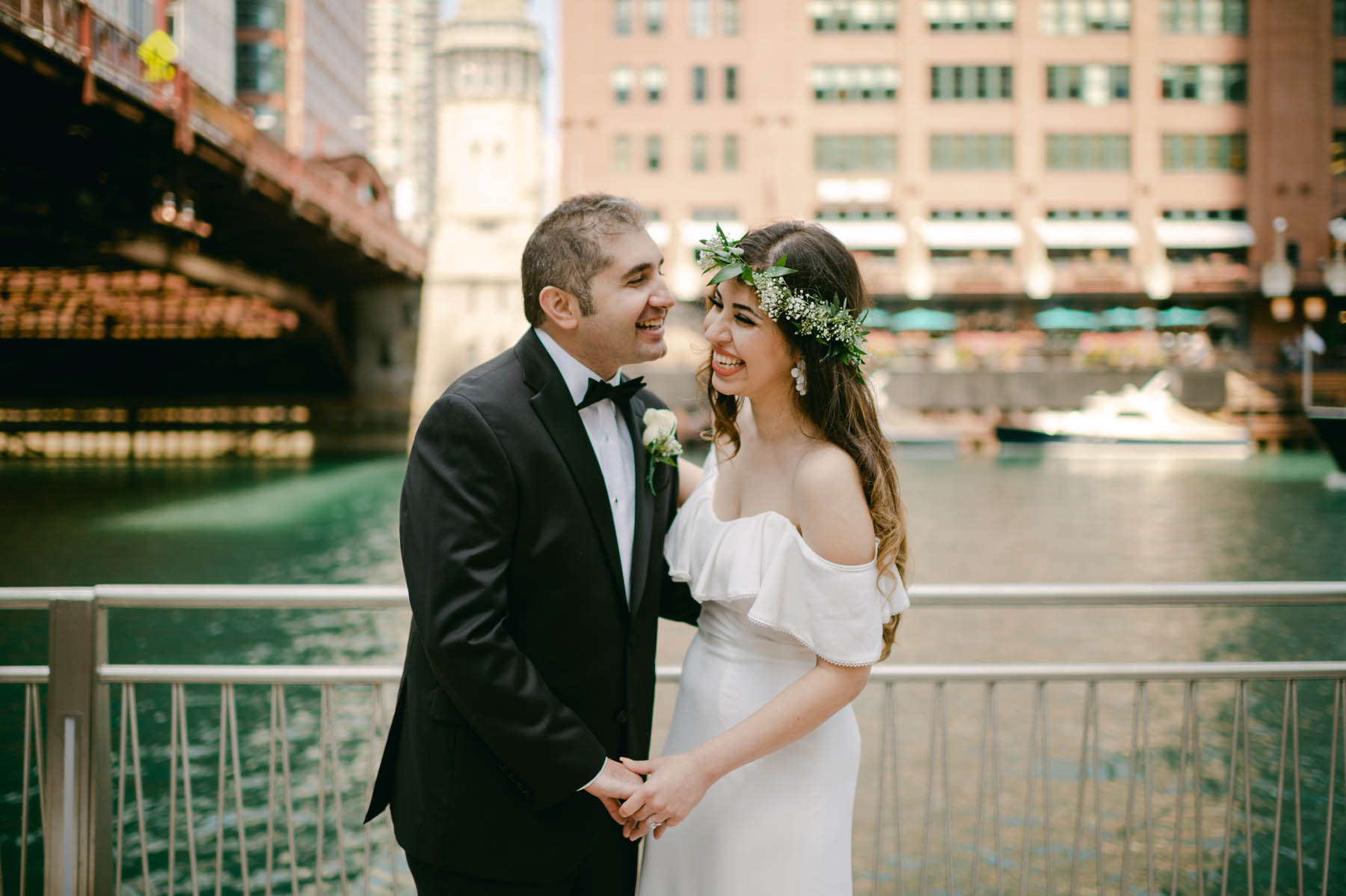 Chicago Small Wedding