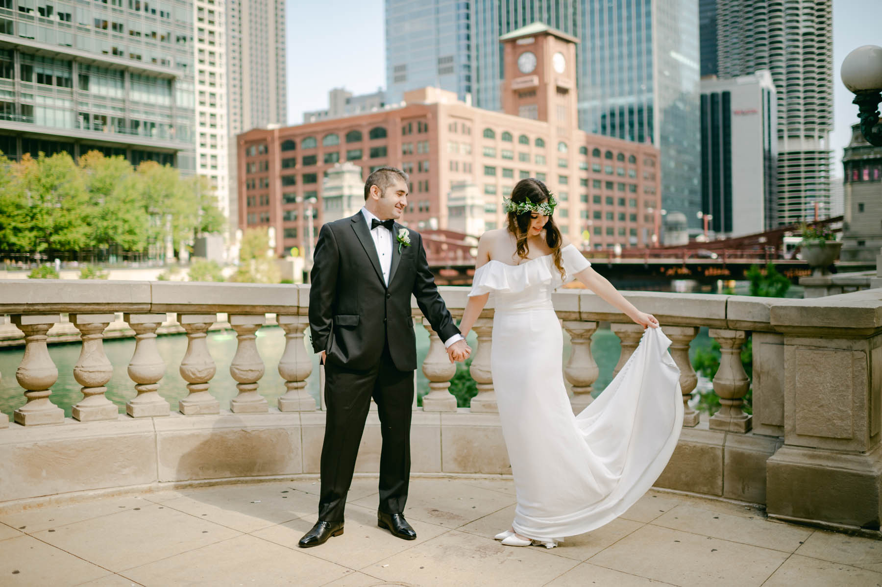 Chicago Small Wedding Photographer