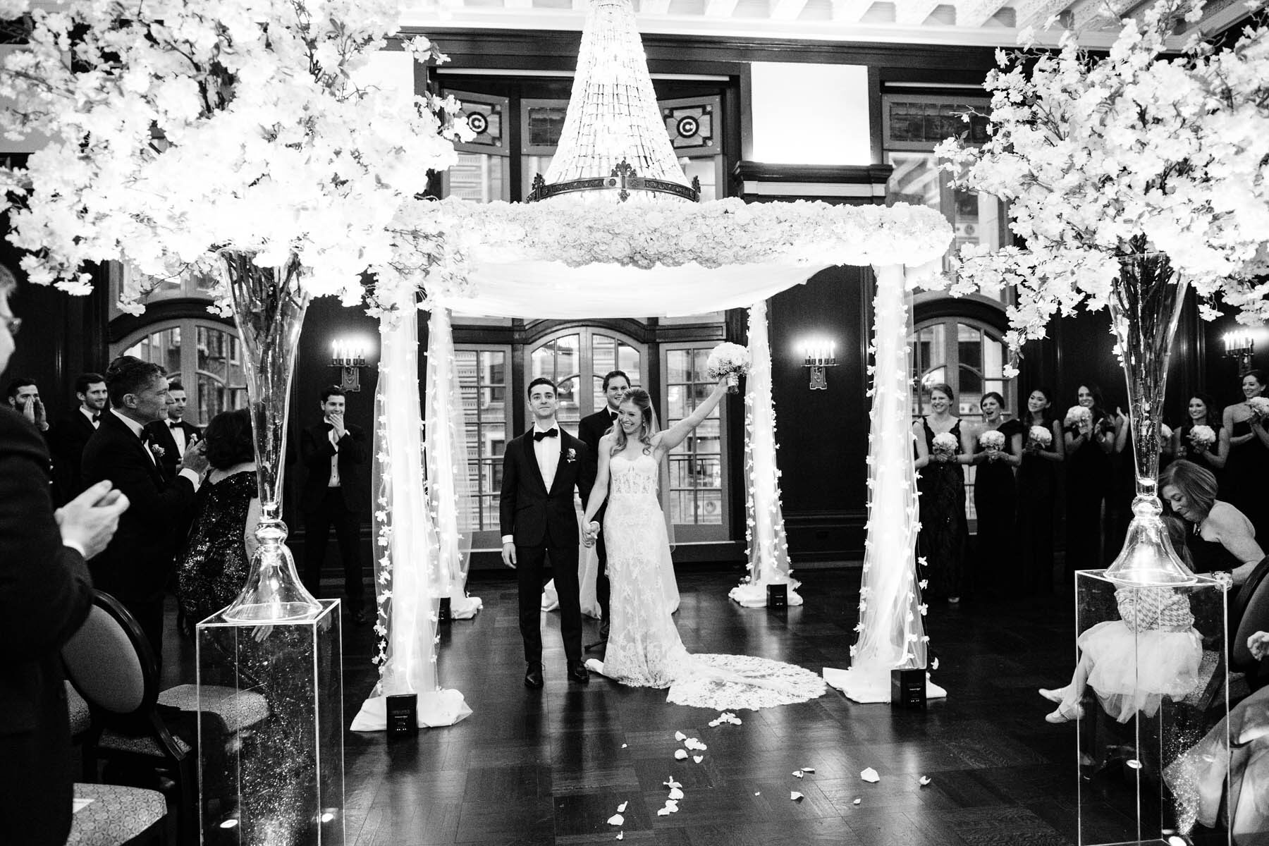 chicago athletic association hotel wedding