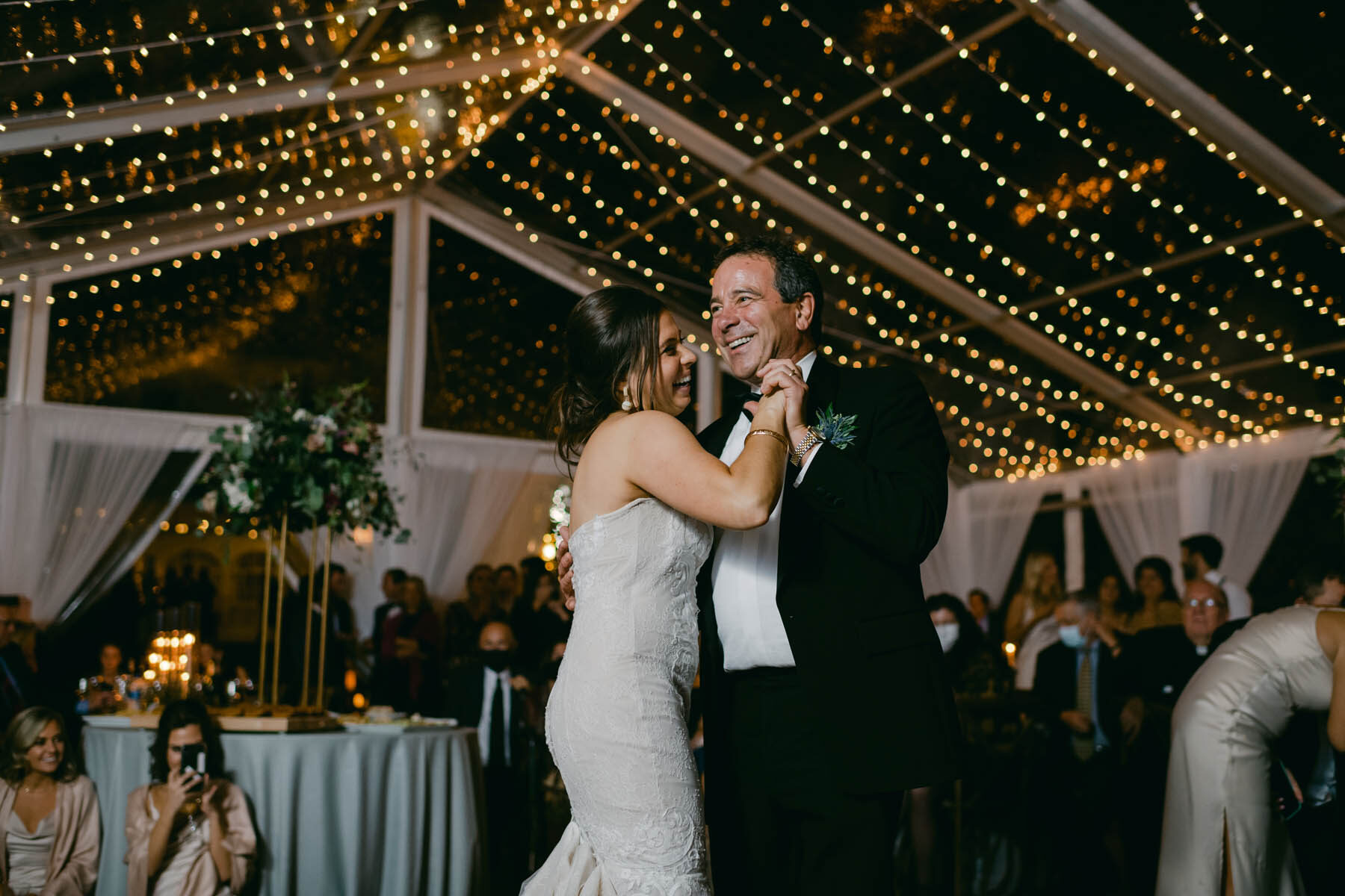 wedding father daughter dance