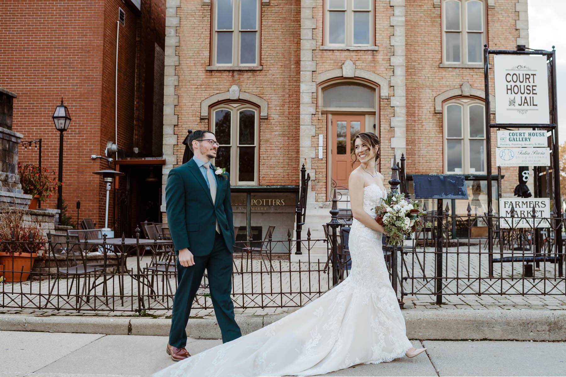 Woodstock Court House Wedding