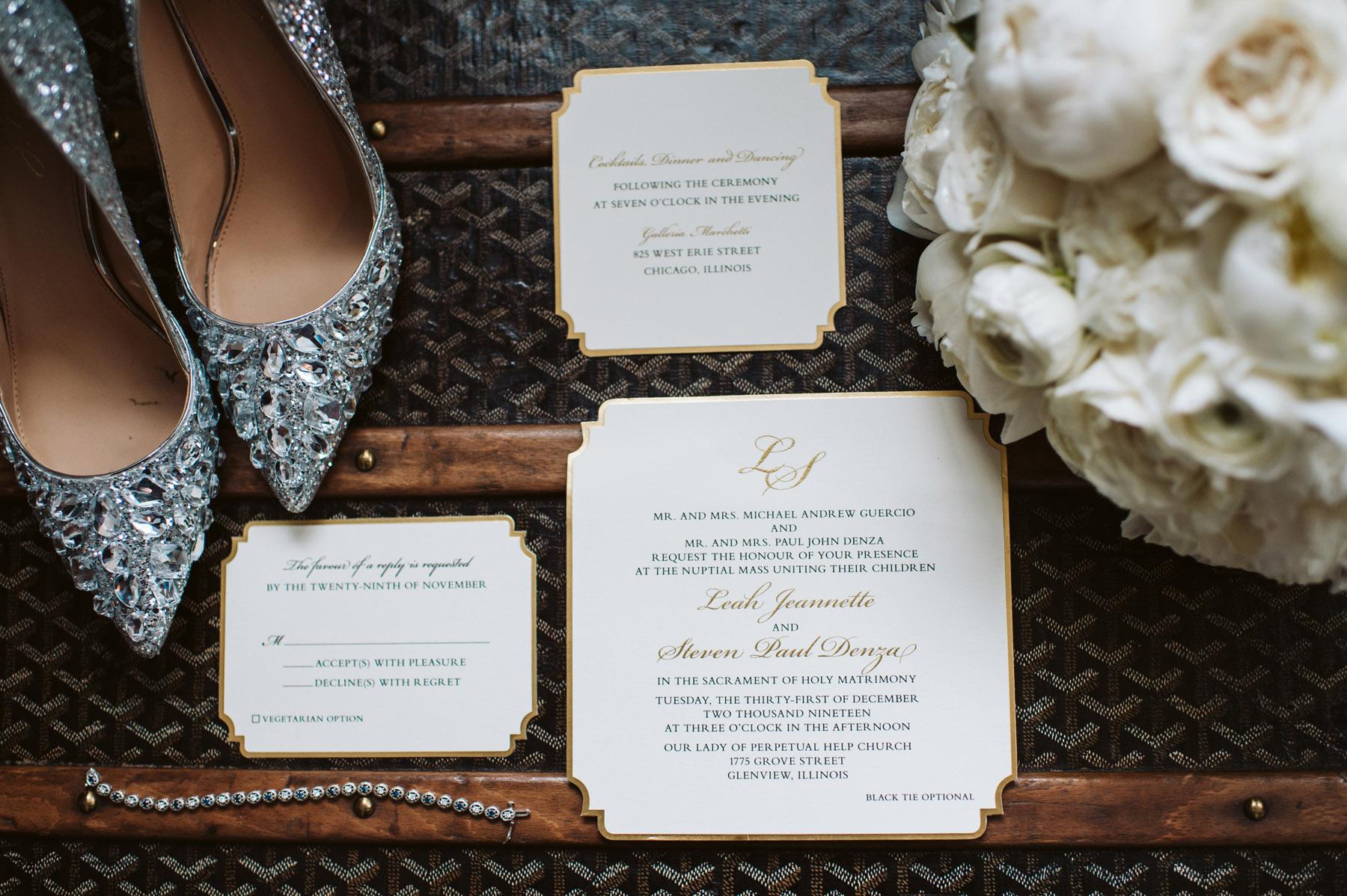 wedding invitation photo