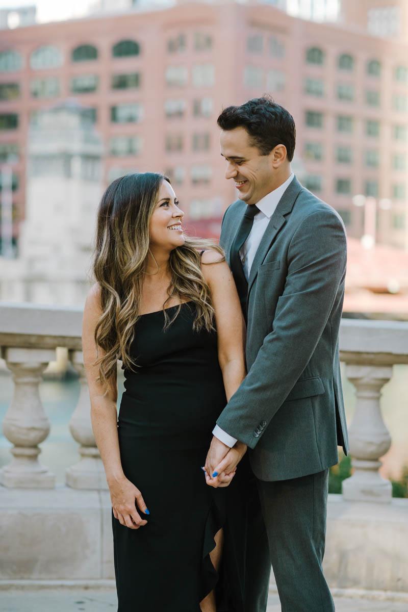 Summer Engagement Dress