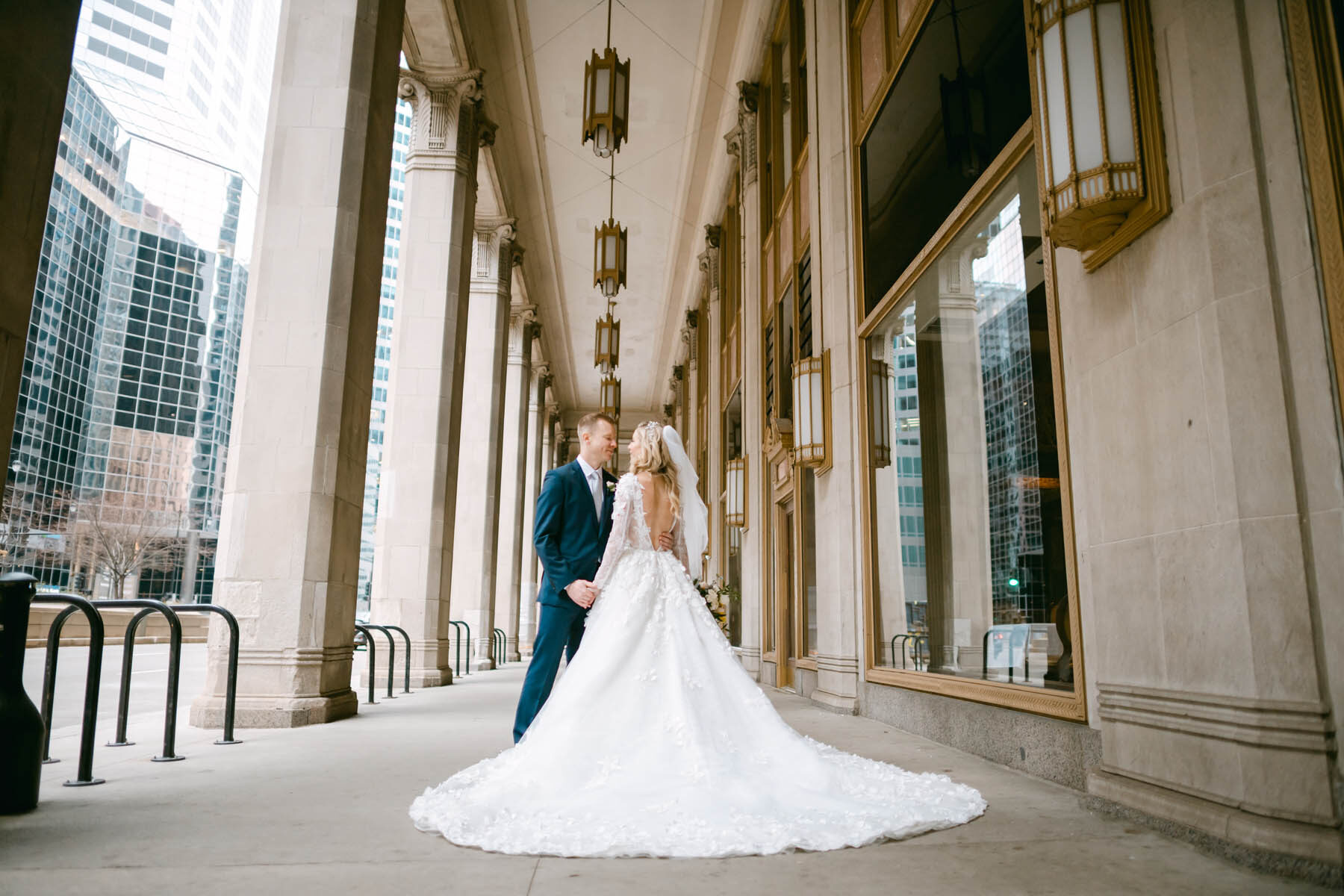 Lyric Opera House Wedding