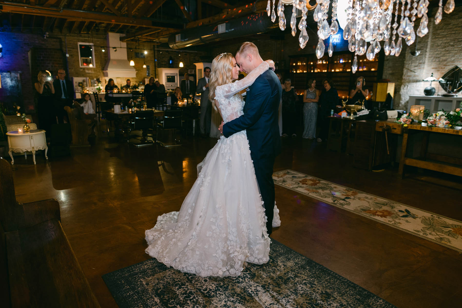 Chicago Loft Wedding