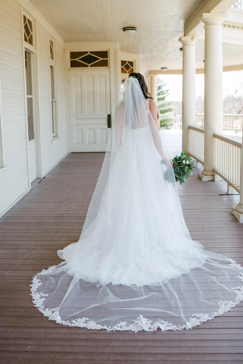 Brix wedding cathedral veil