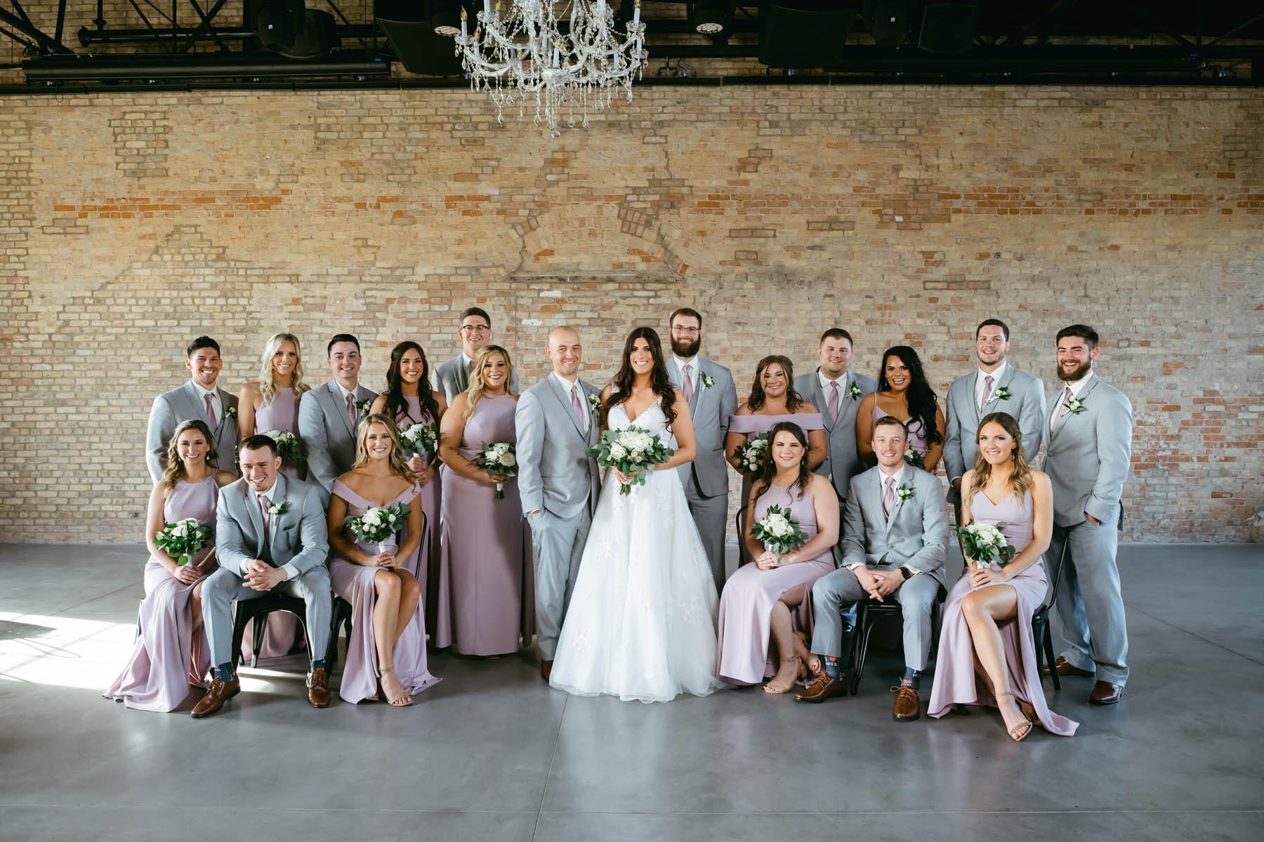Brix on Fox Wedding
