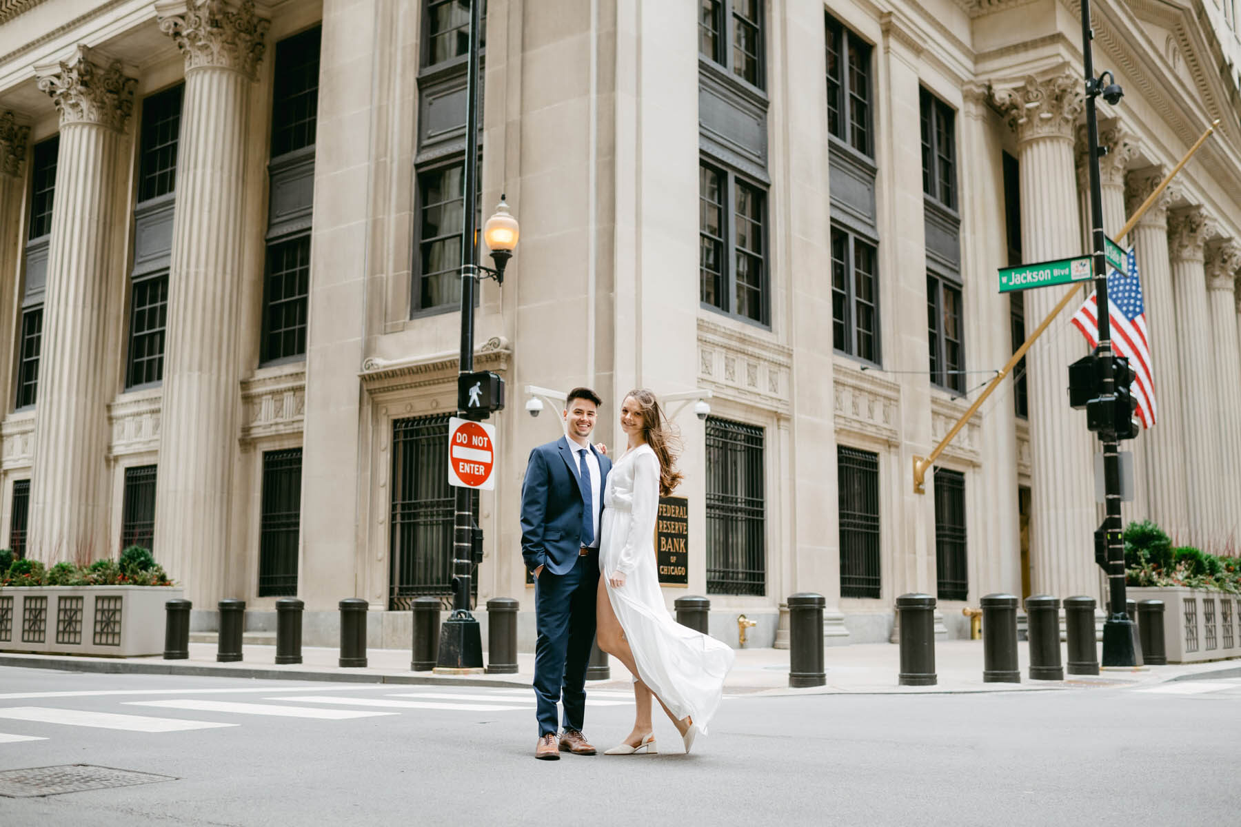 Chicago Board of Trade Elopement