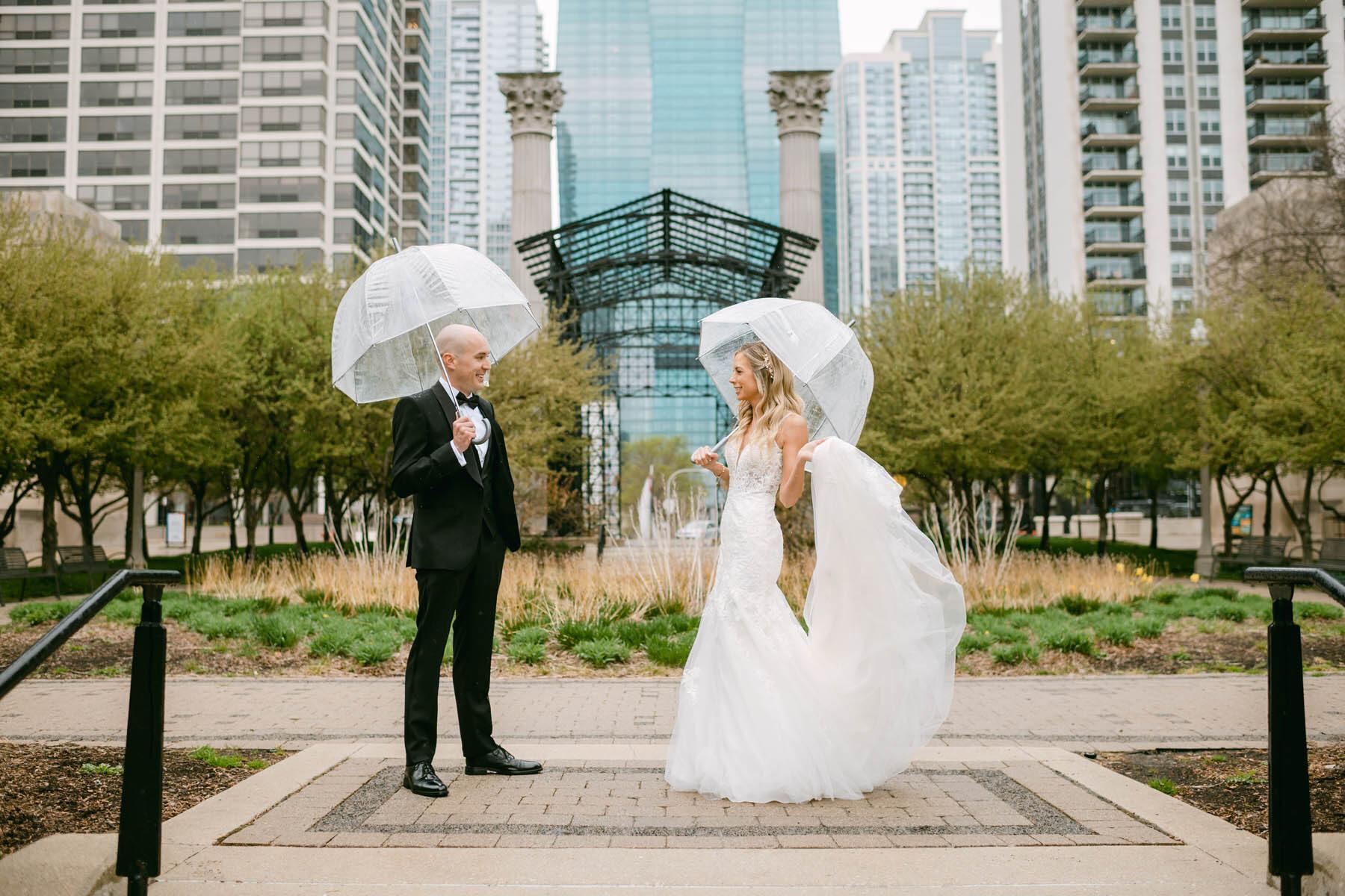 Maggie Daley Park Wedding
