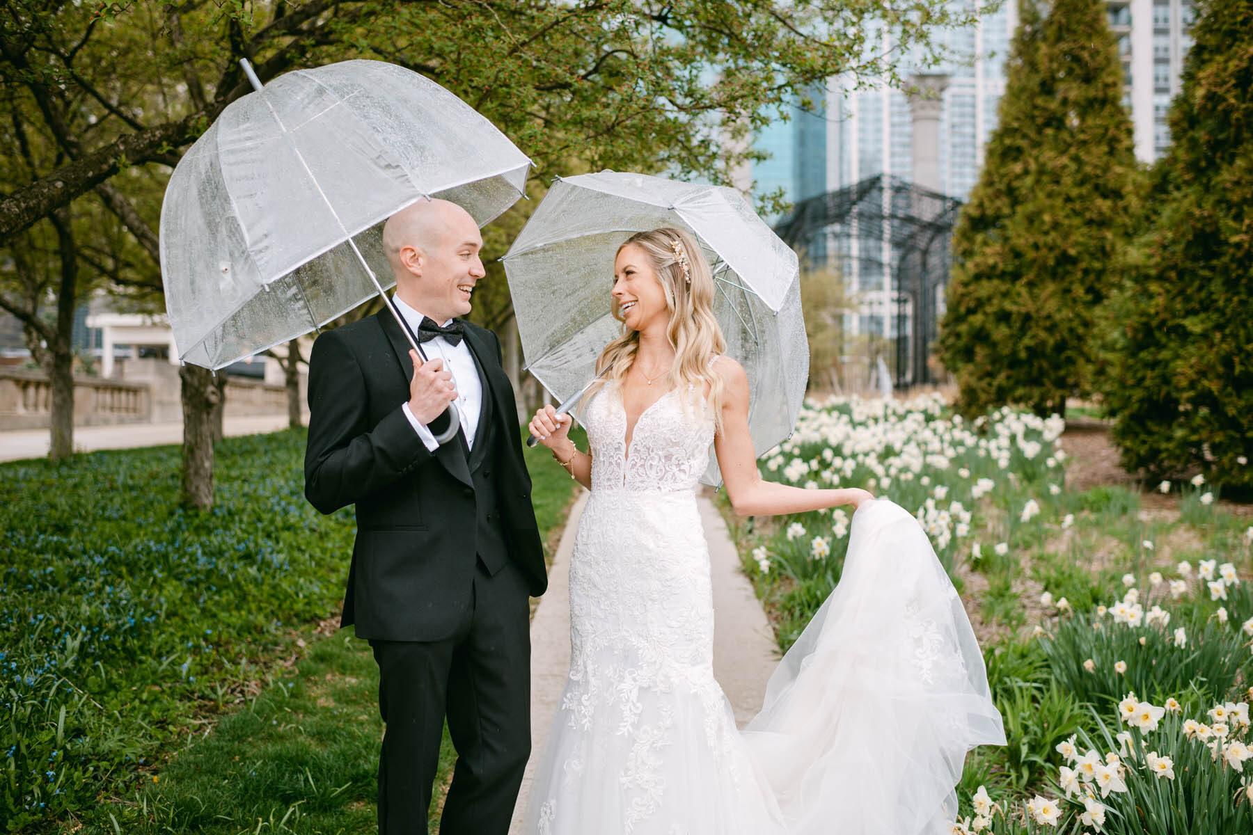 Maggie Daley Garden Wedding