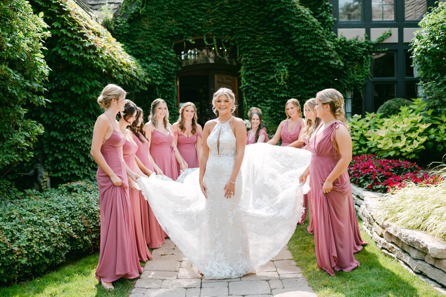 Monte Bello Estate wedding