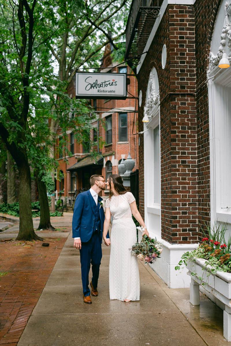 Salvatore's wedding Chicago